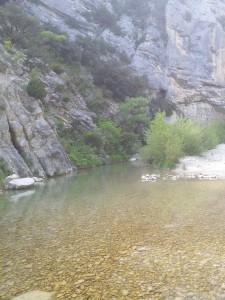 Buis les Baronnies le ruisseau